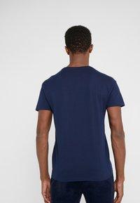 Polo Ralph Lauren - SLIM FIT - T-shirt basic - cruise navy - 2