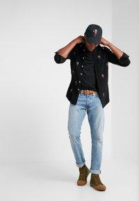 Polo Ralph Lauren - SLIM FIT - T-shirt basique - black - 1