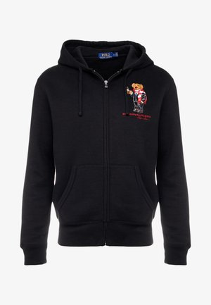MAGIC  - Sweatjacke - polo black