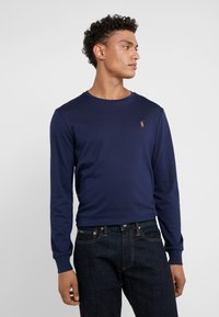 Polo Ralph Lauren - Top sdlouhým rukávem - french navy - 0