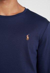 Polo Ralph Lauren - Top sdlouhým rukávem - french navy - 5