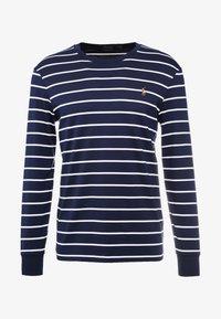 Polo Ralph Lauren - T-shirt à manches longues - french navy/white - 3