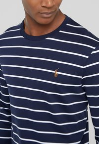 Polo Ralph Lauren - T-shirt à manches longues - french navy/white - 4