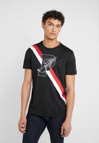 Polo Ralph Lauren - PERFORMANCE - T-shirts med print - polo black - 0
