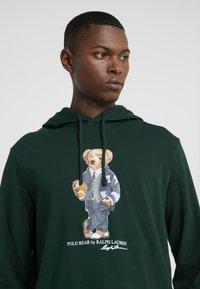 Polo Ralph Lauren - Sweat à capuche - college green - 4