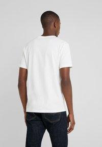 Polo Ralph Lauren - Triko spotiskem - deckwash white - 2