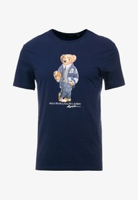 Polo Ralph Lauren - T-shirt z nadrukiem - cruise navy - 4