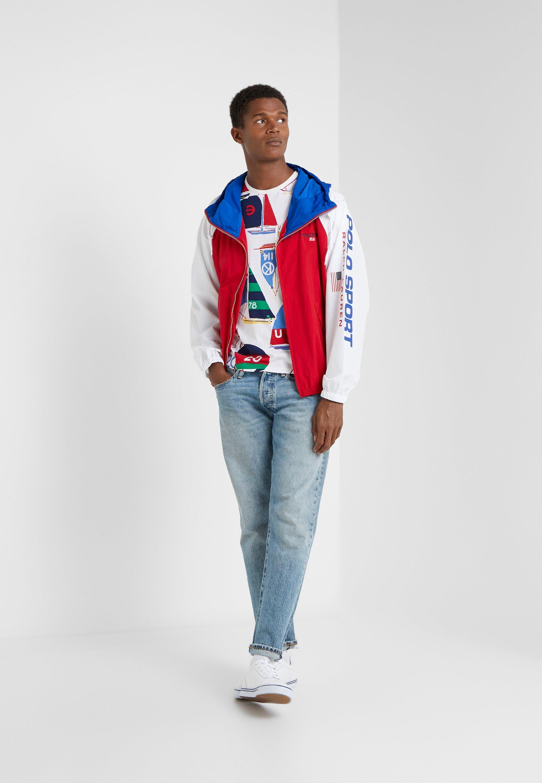 Polo Ralph Lauren T-shirt Med Print - Multicolor