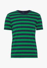 Polo Ralph Lauren - T-shirts med print - green/dark blue - 4