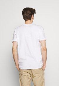Polo Ralph Lauren - SLUB - T-shirt basic - white - 2