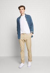 Polo Ralph Lauren - SLUB - T-shirt basic - white - 1
