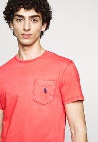 Polo Ralph Lauren - SLUB - T-shirt basique - new brick - 5