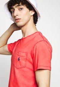 Polo Ralph Lauren - SLUB - T-shirt basique - new brick - 3