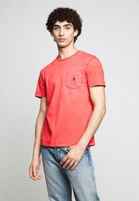 Polo Ralph Lauren - SLUB - T-shirt basique - new brick - 0