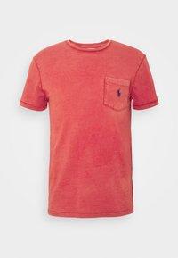 Polo Ralph Lauren - SLUB - T-shirt basique - new brick - 4