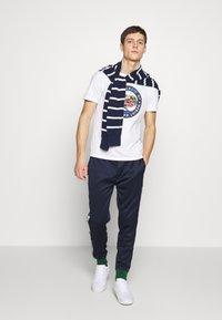 Polo Ralph Lauren - T-shirt imprimé - white - 1