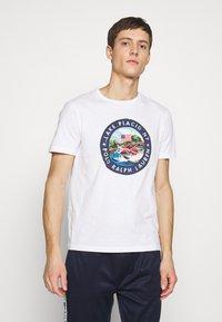 Polo Ralph Lauren - Print T-shirt - white - 0