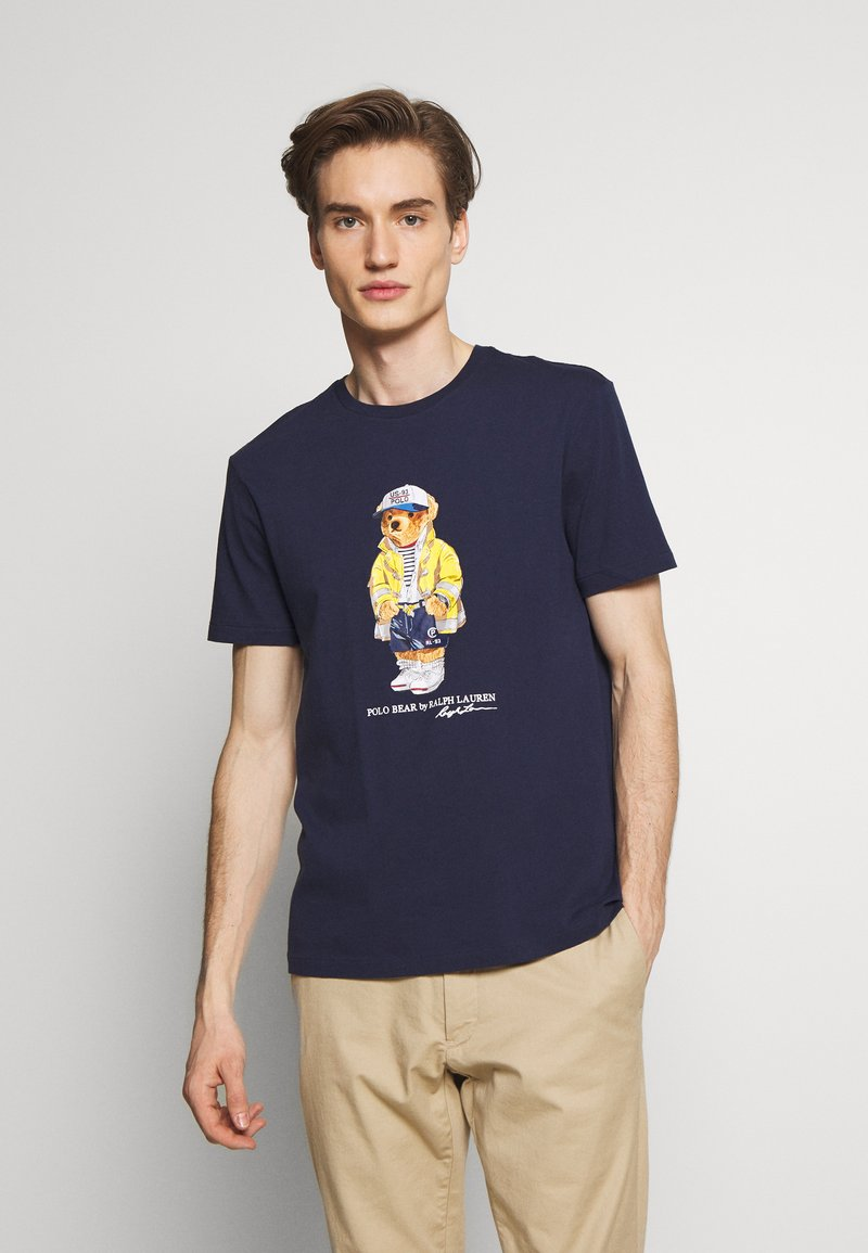 Polo Ralph Lauren - Camiseta estampada - cruise navy