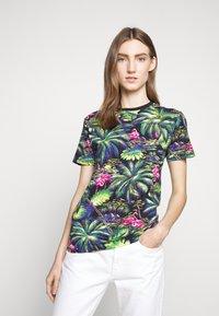 Polo Ralph Lauren - Print T-shirt - green - 3