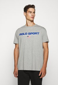 Polo Ralph Lauren - T-shirt imprimé - andover heather - 0