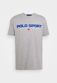 Polo Ralph Lauren - T-shirt imprimé - andover heather - 4