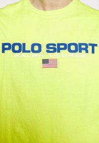 Polo Ralph Lauren - T-shirt imprimé - bright pear - 6