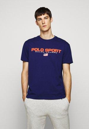T-shirt imprimé - fall royal