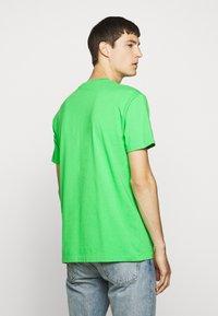 Polo Ralph Lauren - Print T-shirt - neon green - 2
