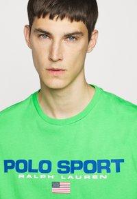 Polo Ralph Lauren - Print T-shirt - neon green - 3