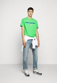 Polo Ralph Lauren - Print T-shirt - neon green - 1