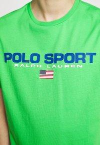 Polo Ralph Lauren - Print T-shirt - neon green - 6
