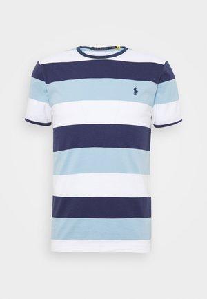 T-shirt con stampa - powder blue