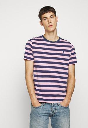 T-shirt imprimé - boathouse navy