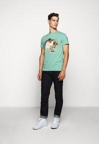 Polo Ralph Lauren - Print T-shirt - bayside green - 1