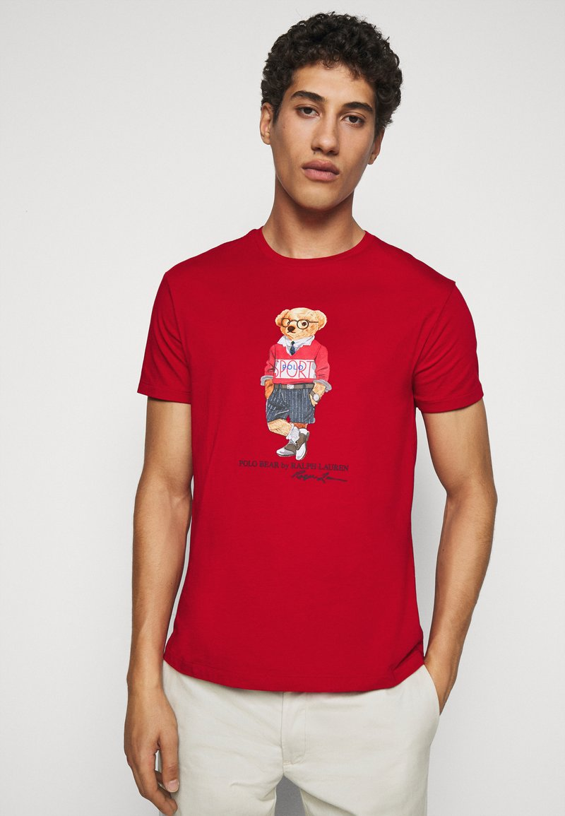 Polo Ralph Lauren - T-shirts print - red