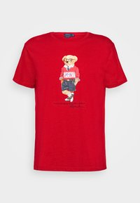 Polo Ralph Lauren - T-shirts print - red - 4