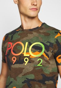 Polo Ralph Lauren - Triko spotiskem - southern orange - 5