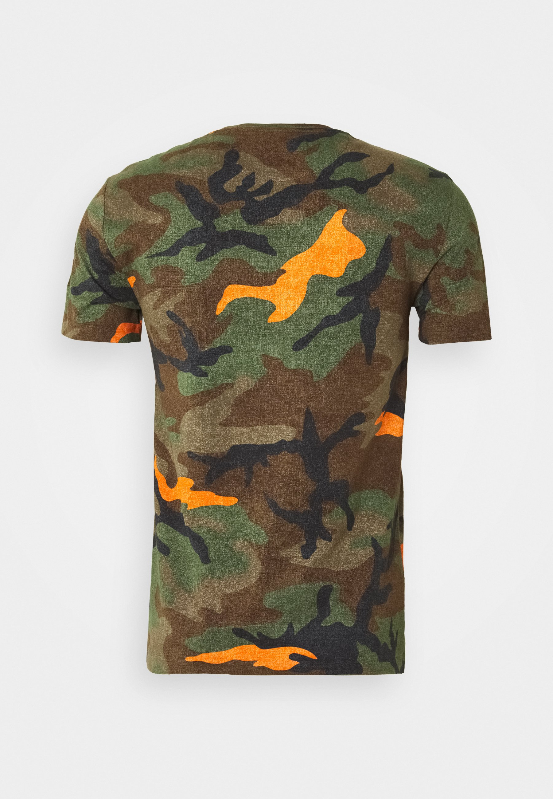 Polo Ralph Lauren T-shirt Imprimé - Southern Orange wqzVAKY