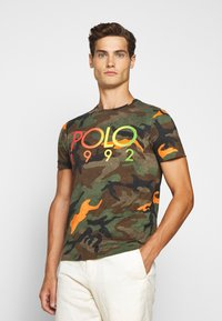 Polo Ralph Lauren - Triko spotiskem - southern orange - 0