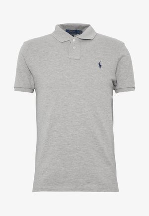 MODEL - Polo shirt - andover heather