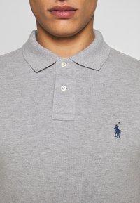 Polo Ralph Lauren - MODEL - Poloshirt - andover heather - 5