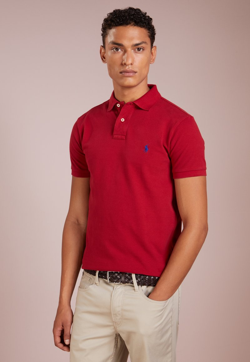 Polo Ralph Lauren - MODEL - Polo - eaton red