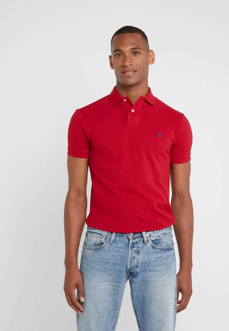 Polo Ralph Lauren - SLIM FIT MODEL  - Polo - pioneer red