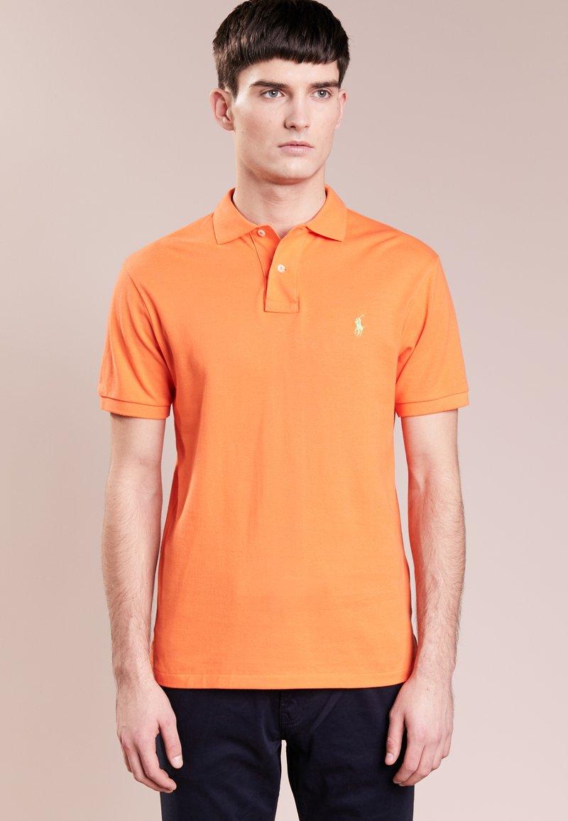 Polo Ralph Lauren - SLIM FIT MODEL  - Koszulka polo - resort orange
