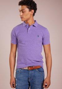 Polo Ralph Lauren - Polo shirt - safari purple hea - 0