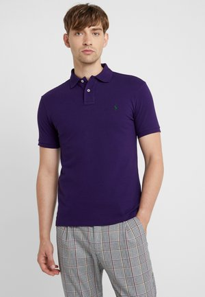 Polo shirt - branford purple