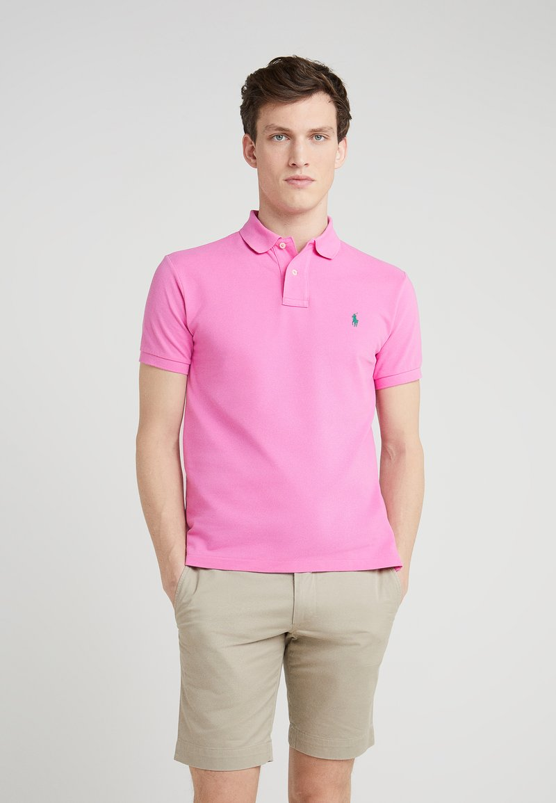 Polo Ralph Lauren - SLIM FIT MODEL  - Poloskjorter - maui pink