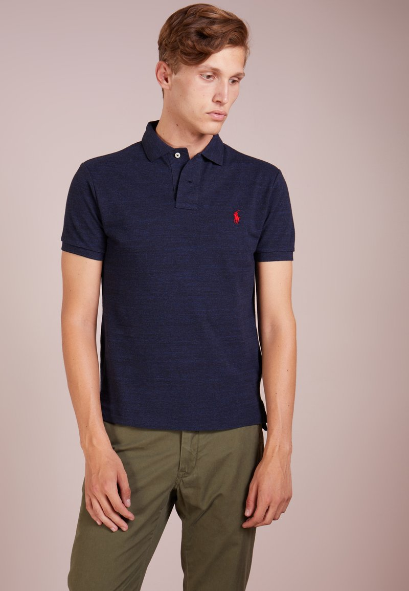 Polo Ralph Lauren - SLIM FIT MODEL  - Polo shirt - worth navy heather