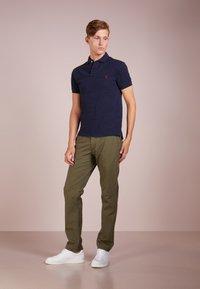 Polo Ralph Lauren - Poloshirt - worth navy heather - 1
