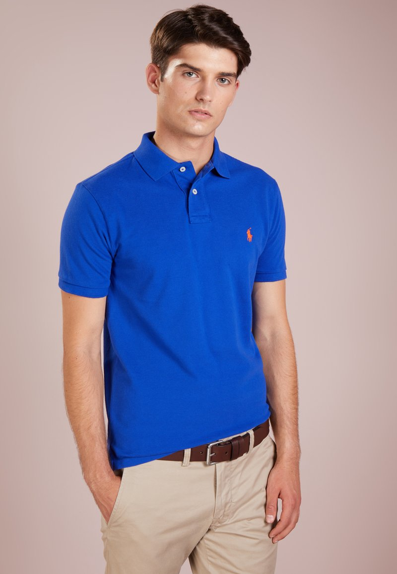 Polo Ralph Lauren - SLIM FIT MODEL  - Polo - rugby royal